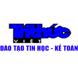 Trung tâm học tin học kế toán Tri Thức Việt – Địa chỉ học tin văn phòng, kế toán tốt nhất Hà Nội